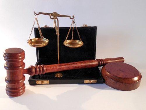 réception judiciaire